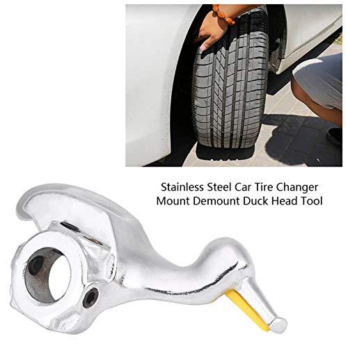 Cabeza de pato para cambiador de neumáticos, desmontaje de neumáticos de 28 mm para muchas máquinas cambiadores de neumáticos para automóviles(30mm, 12)