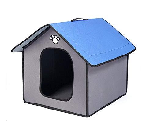 Hondenhok buiten zacht bed opvouwbare waterdichte huisdierentent hondenkooi kat hond puppy's kennel wasbare matras grot dierenbenodigdheden