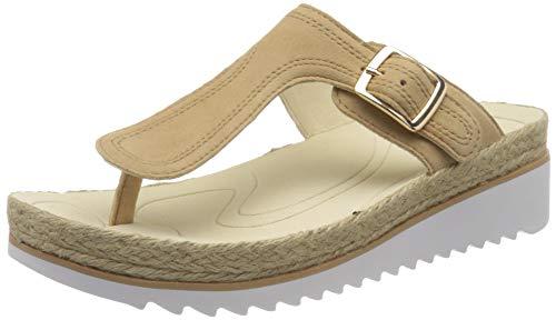 Gabor Shoes Gabor Jollys, Mules Femme, Beige (Caramel 12), 37.5 EU