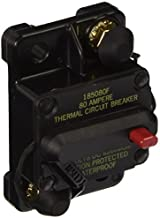 Bussmann (BP/CB185-80) 80 Amp Circuit Breaker, Model: BP/CB185-80, Outdoor&Repair Store