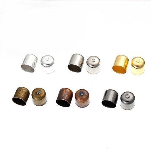 SiAura Material ® - 120 Stück Endkappen Verschlüsse