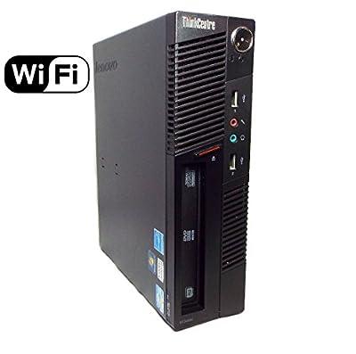 Lenovo ThinkCentre Premium High Performance M91P Desktop Computer, Intel Core i5 Quad-Core Processor 3.1GHz, 8GB RAM, 1TB HDD, Windows 10 Home (Renewed)
