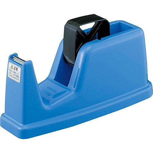 コクヨ テープカッター 大巻きテープ使用可 T-M12NB 青