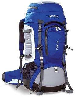 Tatonka Mochila de Senderismo 1360 cict 40, 40 litros, 65 x 28 x 22 cm, Azul/Gris