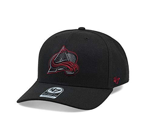 47Brand Colorado Avalanche Color Detail MVP DP Snapback Cap - NHL Eishockey Kappe