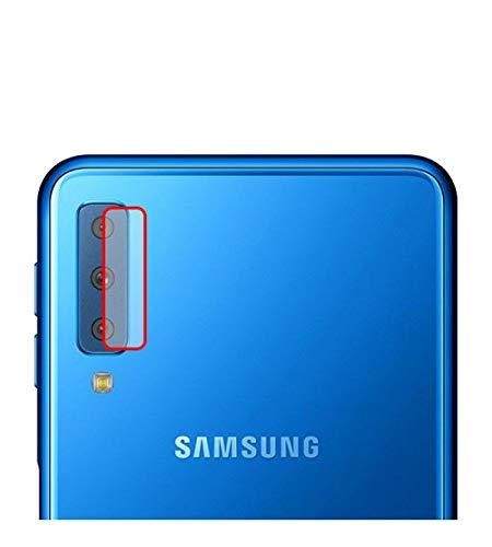 Pelicula HPrime para camera LensProtect para Samsung Galaxy A7 2018, HPrime, Película Protetora de Tela para Celular, Transparente