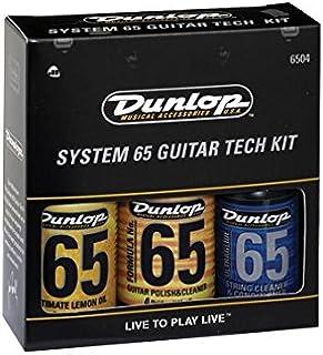 LIMPIADOR Y LUBRICANTE GUITARRA - Dunlop (6504) Guitar Tech Kit (6554 + 654
