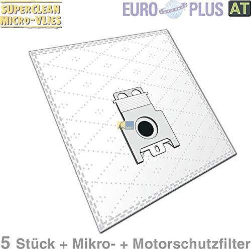 LUTH Premium Profi Parts Filtertas Stofzuigerzak Europlus M309mV alternatief onderdeel Stofzuiger Miele