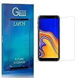 LAFCH Display Schutzfolie Kompatibel mit Galaxy J4 Core, 3 Stück 9H Härte Bubble Free Hüllenfreundlich HD Klar Gehärtetem Glas Displayschutzfolie für Samsung Galaxy J4 Core