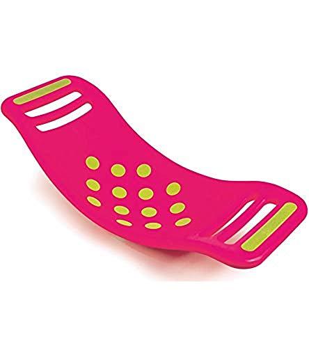 Desconocido- Teeter Popper tabla equilibrio rosa (Fat Brain Toys 1)