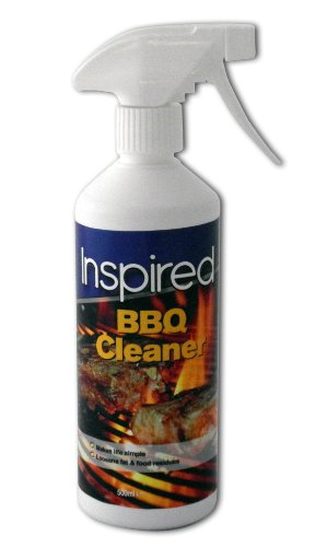 McKlords Ltd Inspired - Prodotto per la Pulizia del Barbecue, 500 ml