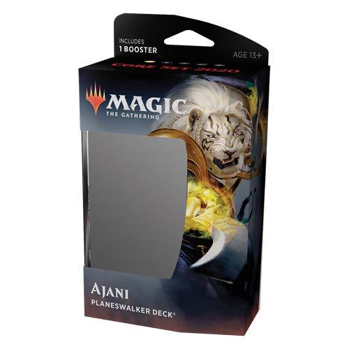 Magic The Gathering C60250000 Core-Set 2020 Planeswalker Deck-Stil nach Zufallsprinzip