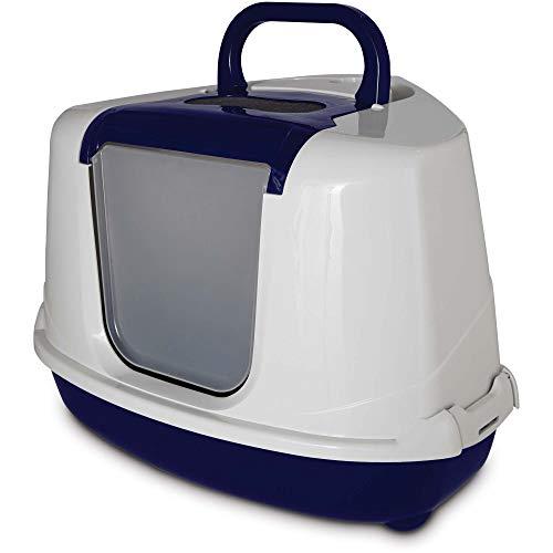 "Petco Brand - So Phresh Corner Privacy Hood & Cat Litter Pan, 22"" W x 17.88"" D x 15.25"" H"