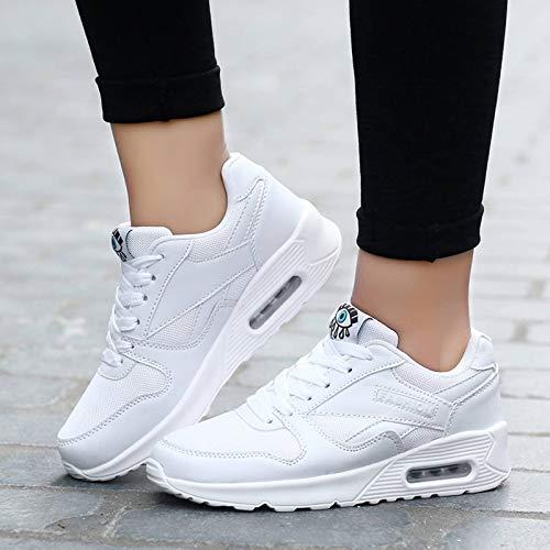 N-brand 2020 Women's Shoes Spring Ladies Platform Flat Shoes Breathable Air Mesh Sneakers Women Ladies Casual Shoes