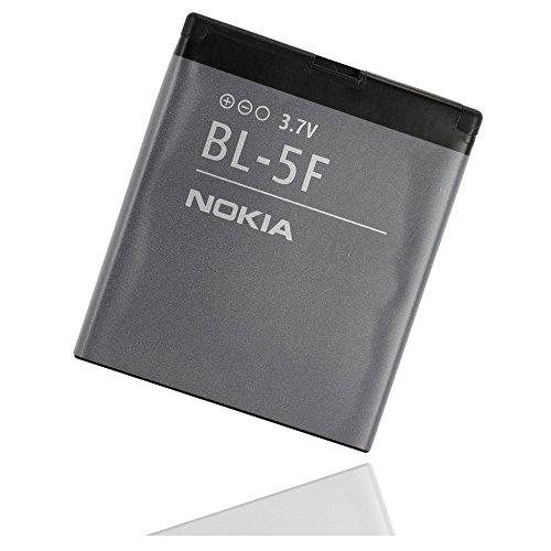 ORIGINAL Akku accu Batterie battery für Nokia 6210 N, 6290, 6710, E65, N93i, N95, N96-950mAh - Li-Ionen - (BL-5F)