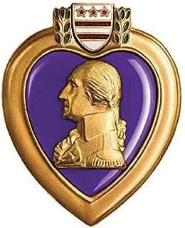 EW Designs Purple Heart Sticker Decal Vinyl Military Decoration us Military Bumper Sticker Vinyl Sticker Car Truck Decal 5