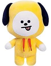 AURORA BT21 Officiële Merchandise, CHIMMY Soft Toy, Klein, 61325, Geel