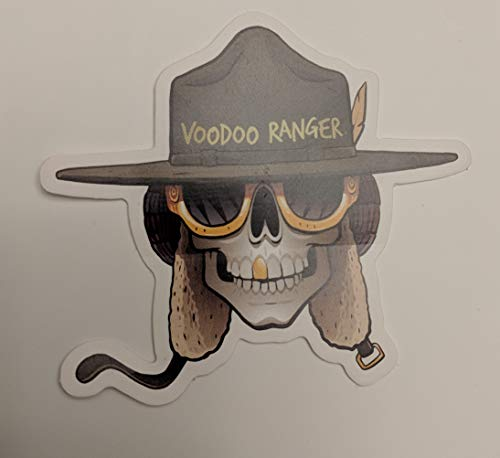 New Belgium Brewery Voodoo Ranger Sticker - Small