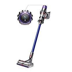 Twice the suction of any cord-free vacuum. ¹ High Torque cleaner head intelligently adapts to different floor types in Auto mode LCD screen displays run time countdown and performance. Lets you switch easily between Eco, Auto and Boost modes. Dyson D...