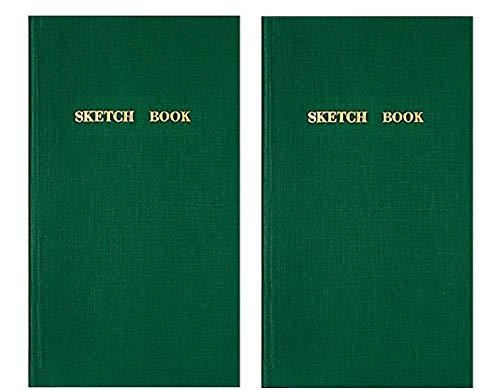 コクヨ ノート 測量野帳 スケッチ 白上質紙 40枚 セ-Y3 (2冊(80枚))