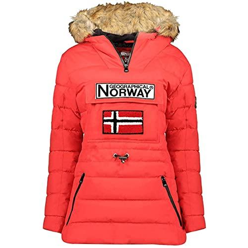 Geographical Norway Belinda Lady – Parka cálida para mujer – Abrigo...