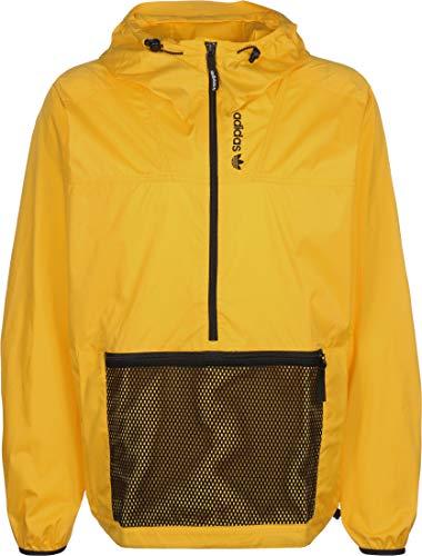 adidas ADV Arch Anorak, gelb, Gr. L