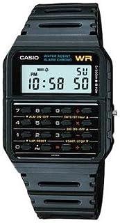 CASIO[カシオ] MODEL NO.ca53w-1zdr Data Bank データバンク 海外モデル(ca-53w-1zdr) 腕時計 ウオッチ[並行輸入品]