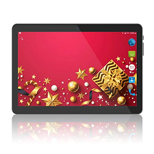 Tablet 10 inch Android Android 9.0 Pie,Google Certified, 2GB+32GB Storage,WiFi Tablet PC with Cameras and Micro SD Card Slot, Bluetooth,GPS
