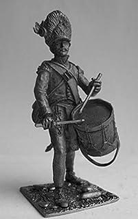 Tin Figures Historical Drummer Hungarian Grenadiers Regiment Austrian Army 54MM 1/32 NV11