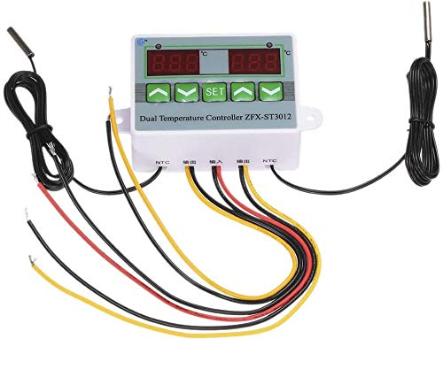 ZHITING Termostato digital inteligente para microordenador con...