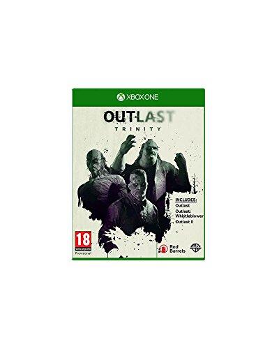 Outlast Trinity XB-One AT (1+2+DLC) inkl DLC Wistleblower