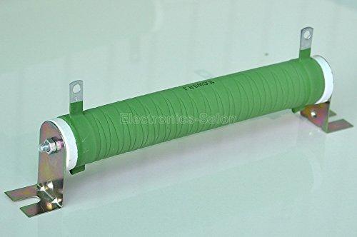 Electronics-Salon 100W 8 OHM Audio Power Amplifier Test Dummy Load, Non-inductive 100 Watts Resistor.