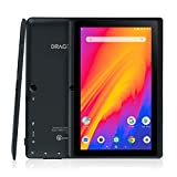 Dragon Touch 7 inch Tablet, Android 9.0 Pie, Quad-Core Processor, 2GB RAM 16GB Storage, 7 inch IPS HD Display, Dual Camera, WiFi Only, Black