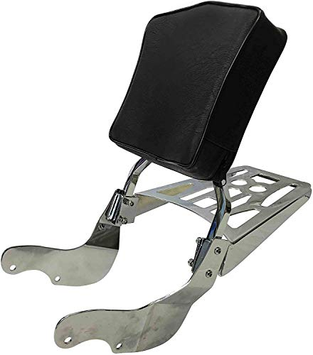Sissy Bar Backrest & Luggage Rack for Victory Vegas/Kingpin