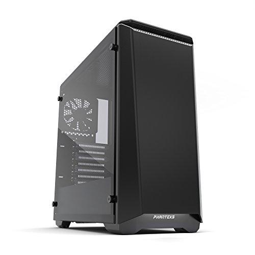 PHANTEKS Case Eclipse P400S Midi-Tower E-ATX ATX Micro-ATX Mini-ITX Colore Bianco/Nero (con Vetro Laterale Trasparente)