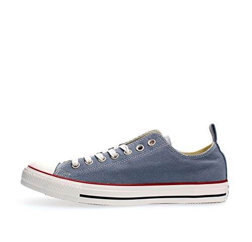 Converse Chuck Taylor All Star, Zapatillas Unisex Adulto, Multicolor (Wash Denim/Vintage White 000), 40 EU
