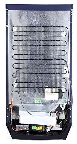 Godrej 190 L 3 Star Inverter Direct-Cool Single Door Refrigerator with Jumbo Vegetable Tray (RD 1903 EWHI 33 STL BL, Steel Blue, Inverter Compressor) 7