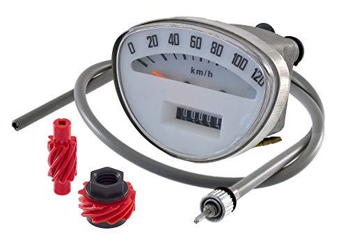 RMS Contachilometri completo Piaggio Vespa 125 Primavera 121051 (Kit Contachilometri) / Speedometer complete Piaggio Vespa 125 Primavera 121051 (Speedometer Kit)