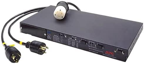 APC SU042X163 120V 16A Rack Automatic Transfer Switch