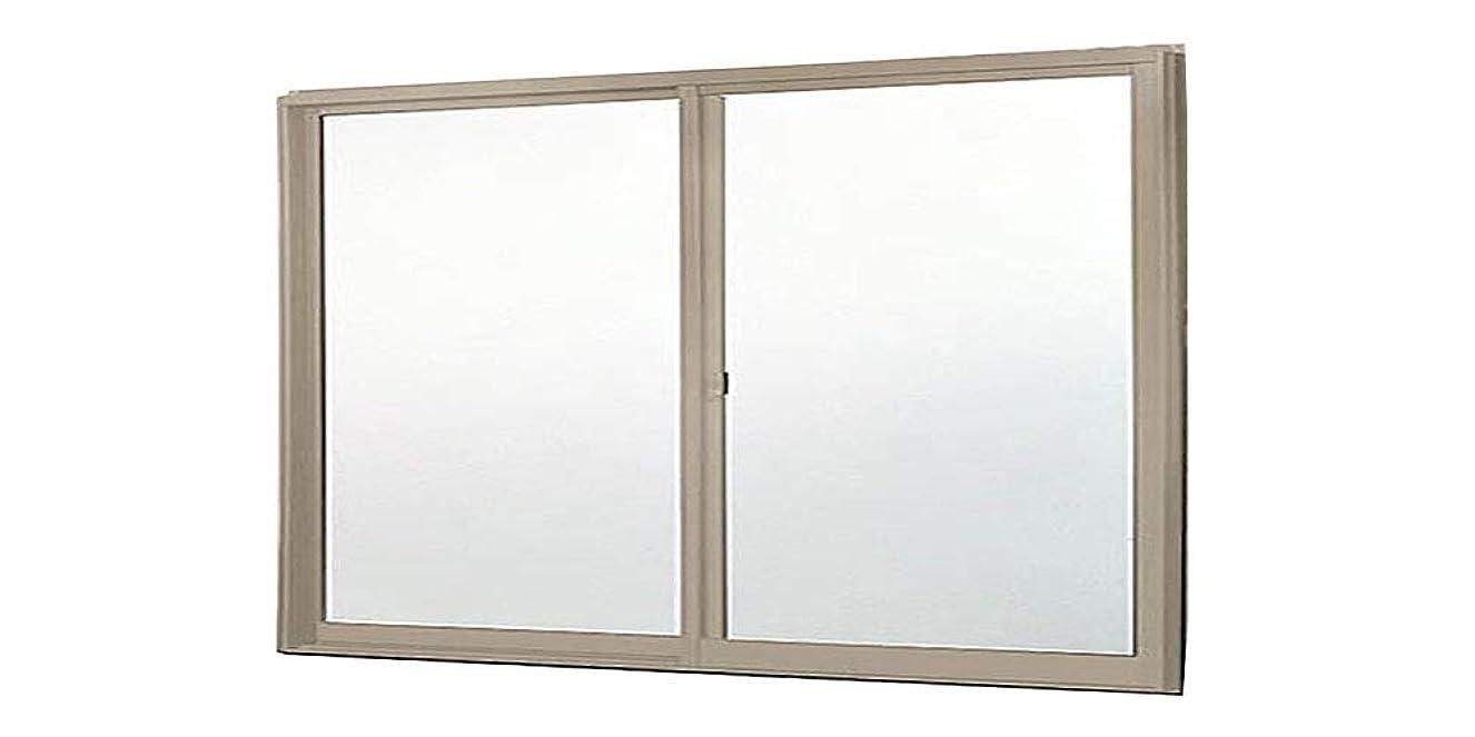 成功したラッシュピンク返品?キャンセル不可品 メーカー受注生産品 アルミサッシ LIXIL 非住居向け サッシ 倉庫 ミニハウス 物置 仮設事務所 プレハブ 工場 アングル付 「アトモス2」 引違い窓 半外付型 W 1235mm×H1170mm 11911 窓 引き違い 半外付け 単板ガラス シングルガラス
