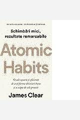 Atomic Habits Capa comum