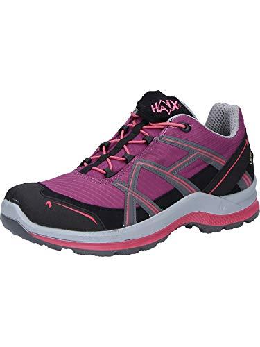 Haix Black Eagle Adventure 2.1 GTX Low Damen Streetwear Purple-Rose UK 7.5 / EU 41 Purple-Rose