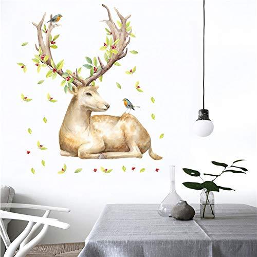 Gudojk muursticker, elegant, feeënhert, muurtattoo, decoratie van het huis voor slaapkamer, achtergrond, zelfklevend, vliegtuig, PVC, knutselen, ramen, behang, woonkamer, slaapkamer, decoratie