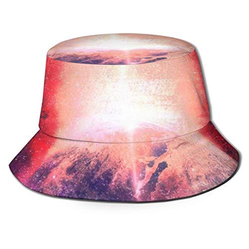 Flat Top Breathable Bucket Hats Unisex Music Piano Keyboard Bucket Hat Summer Sombrero de Pescador