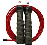Best Weighted Jump Ropes - Burnlab Anti Slip Adjustable Skipping Rope Suitable Review