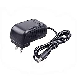 AC/DC Adapter Wall Power Charger for Compatible with iHome iP11 iP11B iP11BV iP11BVC Alarm Clock Dock Power