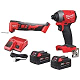 Milwaukee 2853-22MT M18 FUEL Brushless Impact Driver and Multi-Tool Combo Kit
