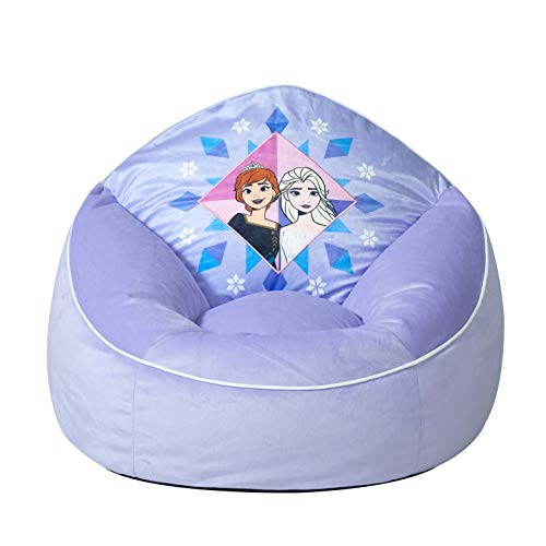 Idea Nuova Disney Frozen 2 Micromink Bean Bag Chair