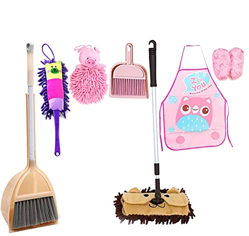10 Pack Cleaning Set Kid's House...