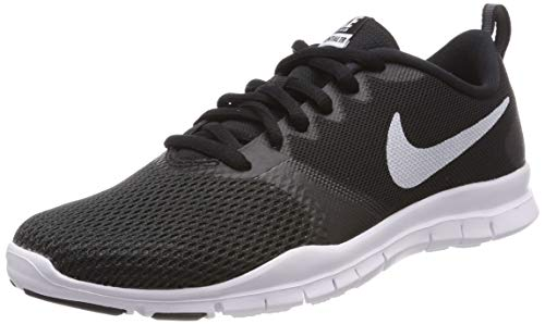 Nike Wmns Flex Essential TR, Scarpe Running, Nero (Black/Black/Anthracite/White 001), 35.5 EU